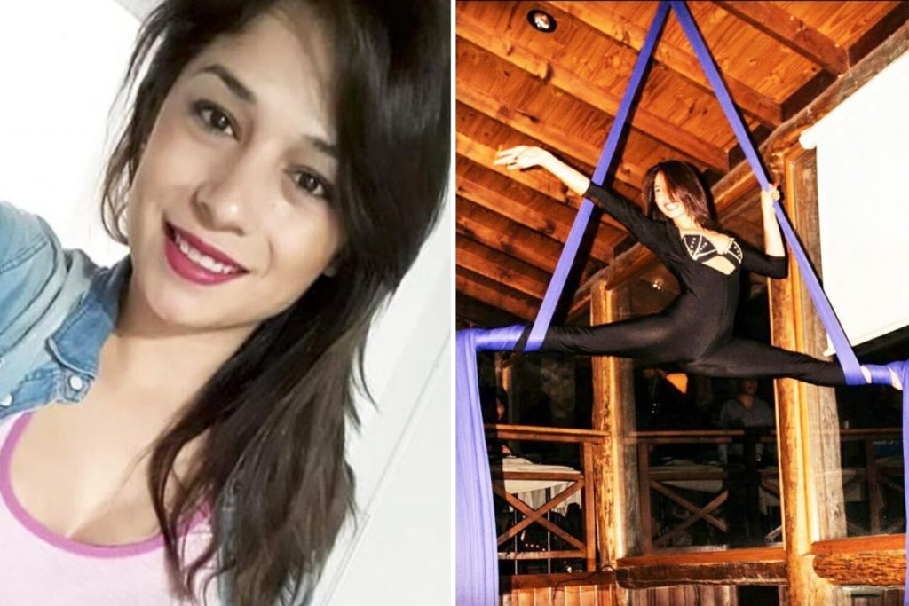 Trapeze artist, 29, trapped in Spain throughout lockdown dies after falling and hitting her head throughout follow