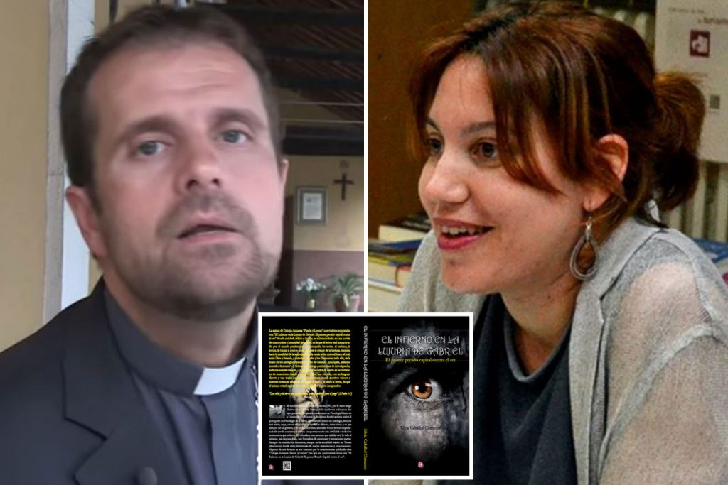 Exorcist bishop, 52, steps down after falling in love with writer of satanic-themed erotic fiction