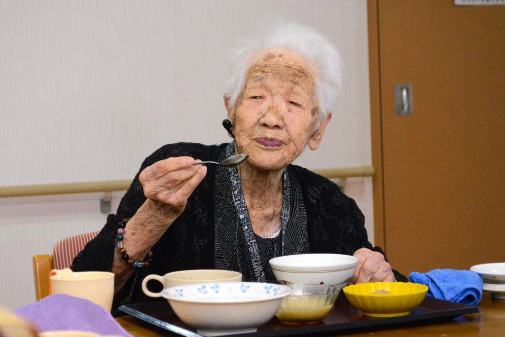Who's the oldest particular person on the earth?